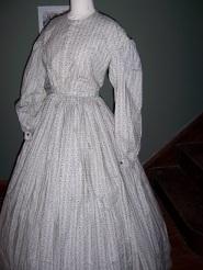Civil War-EraCalico Day DressCourtesy: Originals by Kay
