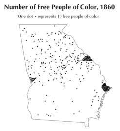 Free People of Color in Georgia