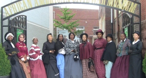 Freed Ladies_An Auxillary Organization of the African American Civil War Museum