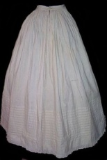 19th Century Petticoat