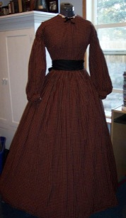 Civil War Work Dressby Anna KristinePemberley Couture