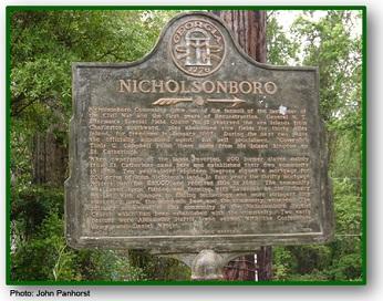 Nicholsonboro